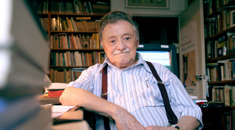 Remembering Mario Benedetti