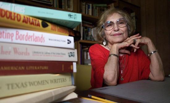OBIT: Chicana Poet Angela de Hoyos