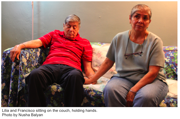 Living with Alzheimer's: The Obando Family