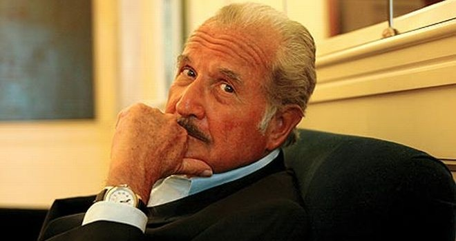 Remembering Carlos Fuentes