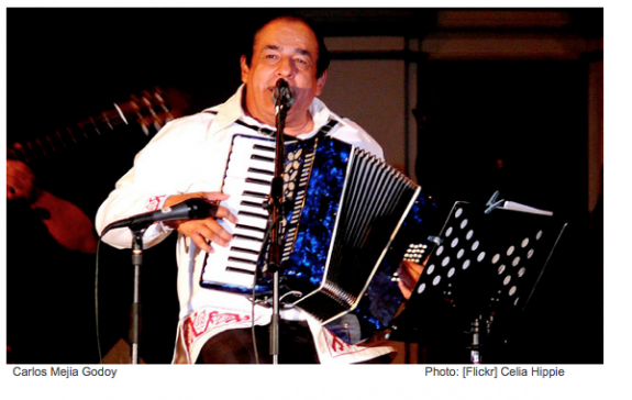 Fighting for Nicaragua Through Song: A Portrait of Carlos Mejía Godoy