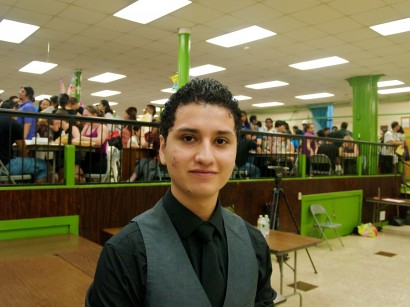 "Crowds of DREAMers – Undocumented Immigrant Youth – Get Legal Counseling as We Ask ""What's Next"