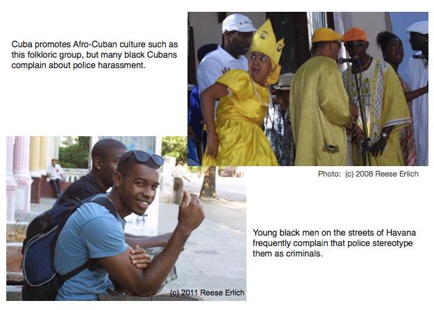 Racism in Cuba