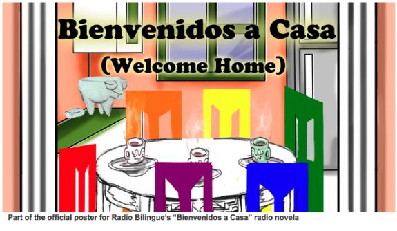 Bienvenidos a Casa