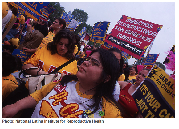 Latinos and the Debate Over Reproductive Rights