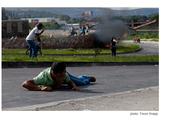 Honduras at a Tipping Point