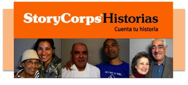 StoryCorps: Historias