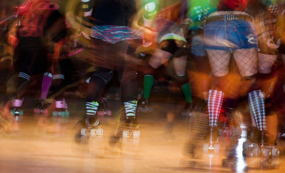 TIJUANA ROLLER GIRLS