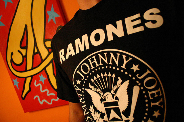 "ADIOS TO ""DON RAMONE"""