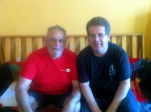 Santiago Ortiz and Pablo Garcia  Gamez