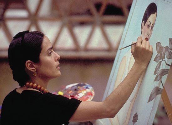 Salma Hayek: On Being Frida Kahlo (2002)