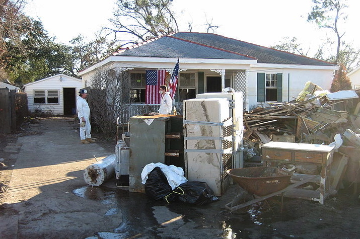 Katrina One Year Later (2006)