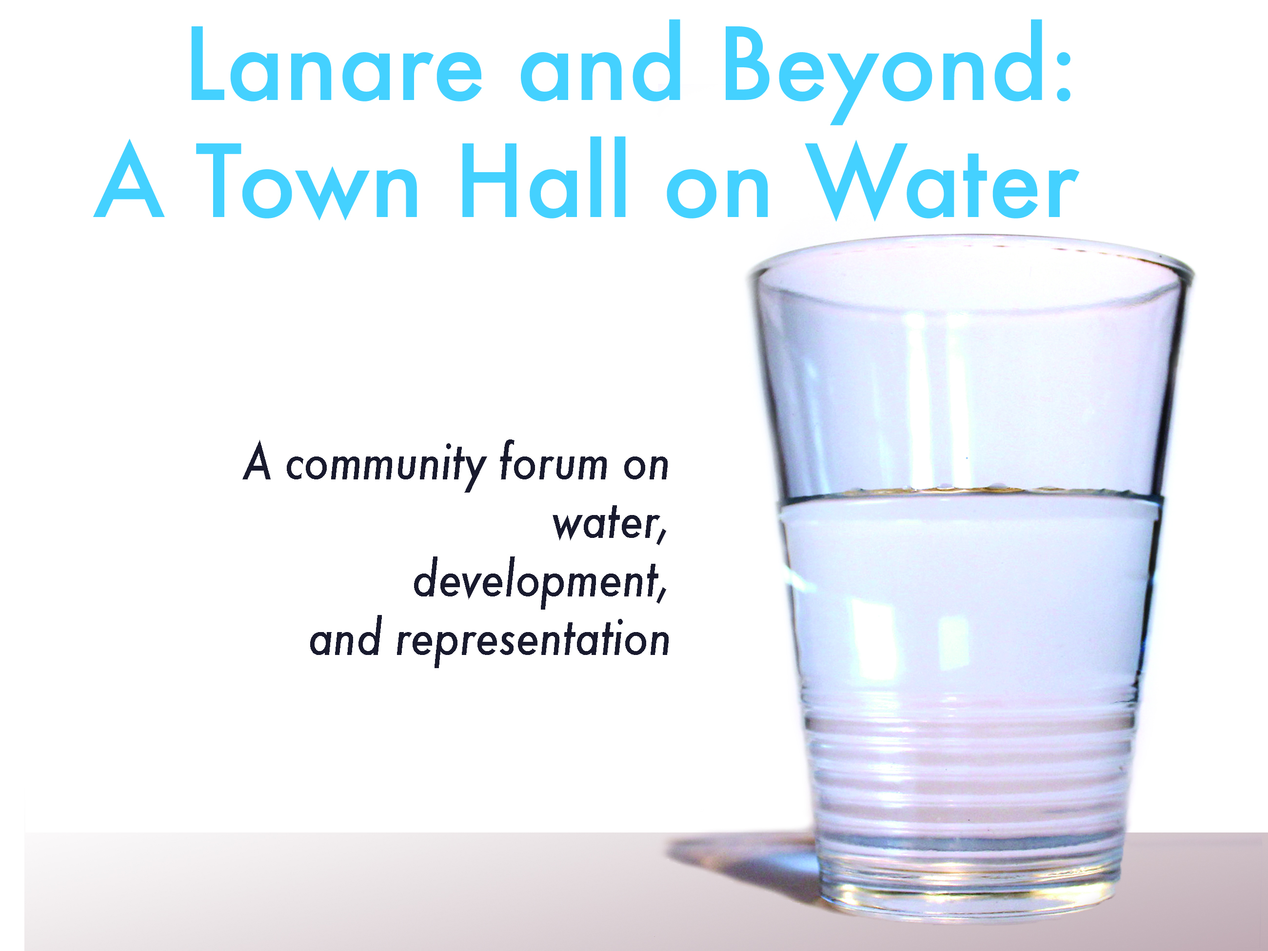 Lanare and Beyond: a Town Hall on Water