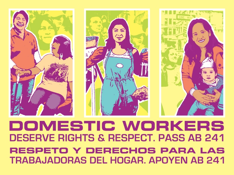 Organizing Domestic Workers In The Rest Of The Country