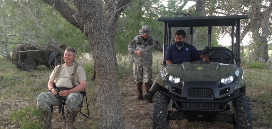 Texas Border Vigilantes