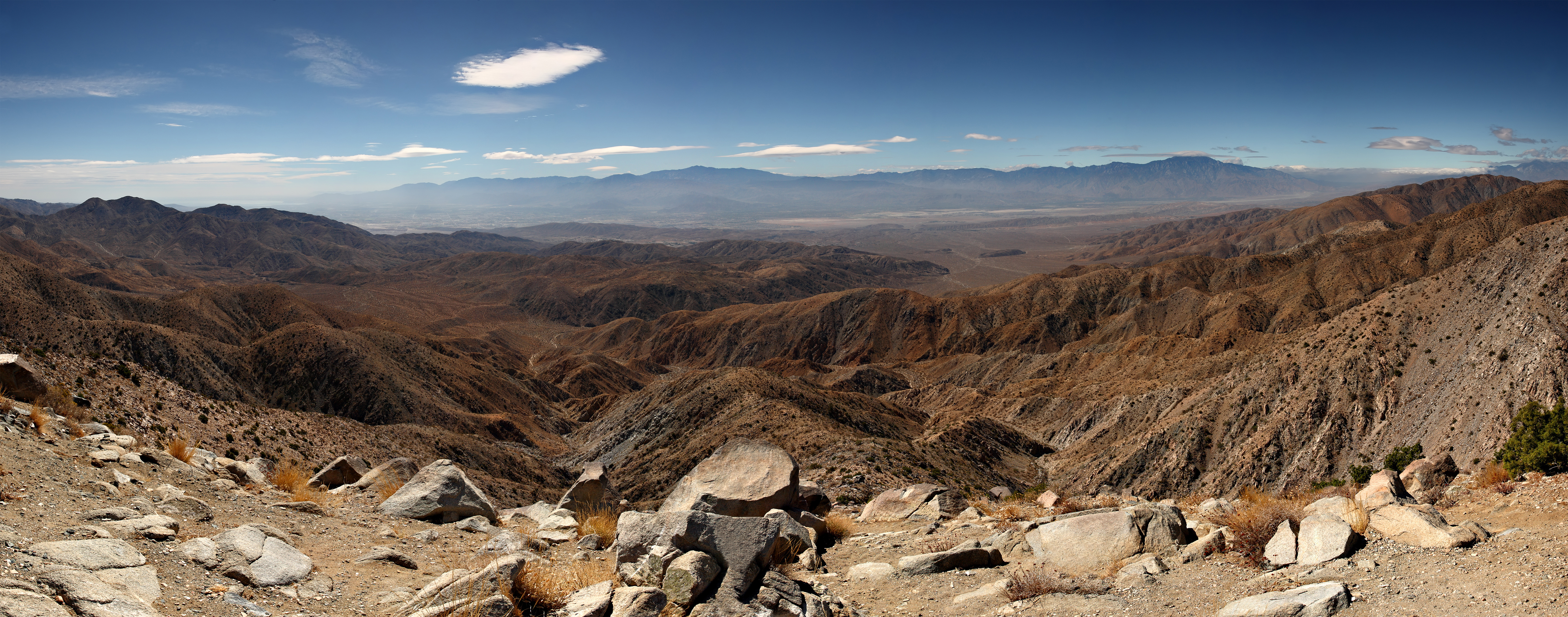 Data Mining in the Coachella Valley