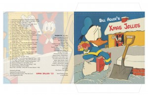 JOLLIES - CD Sleeve front and back