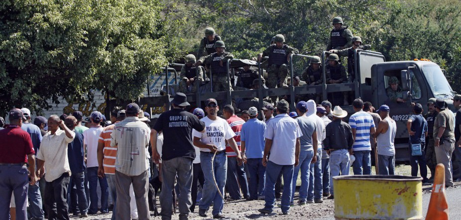 Michoacán 101: Inside The Civilian Militia Uprising