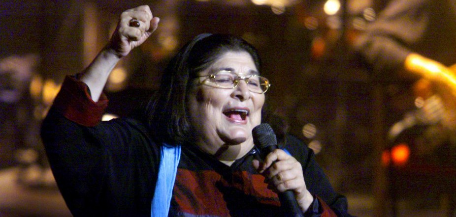 Mercedes Sosa: The Voice of the Voiceless Ones