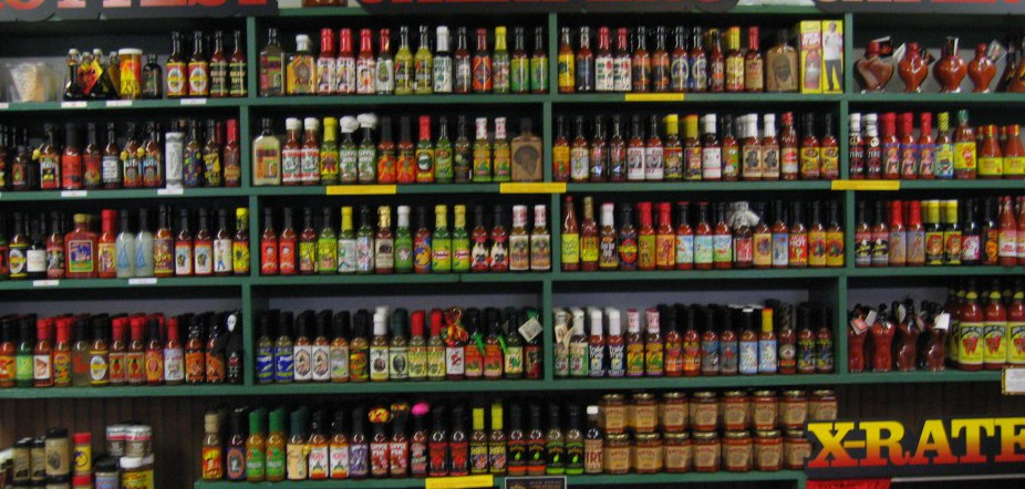 All_kinds_of_hot_sauce