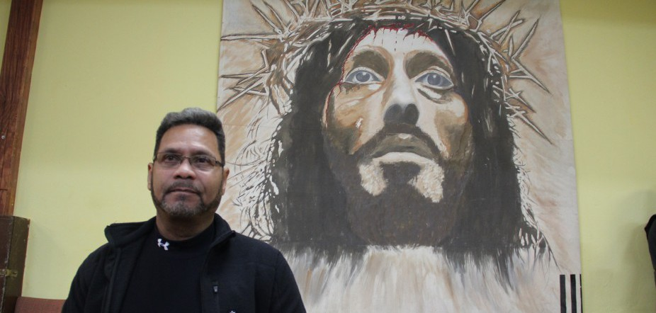 "Before finding Jesus in the Charismatic Catholic Movement, Bronx native Johnny Torres was addicted to drugs. ""If I didn't find the Charismatic church, I'd probably be dead or in jail right now,"" he says."