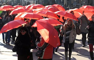 MACEDONIA-SEX WORKERS-PROTEST