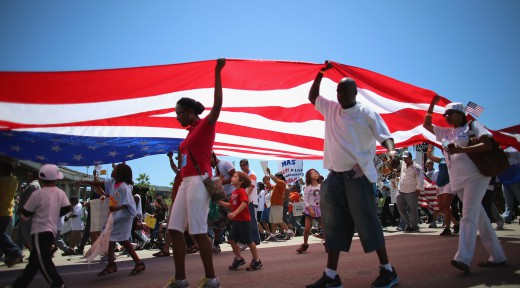 Activists March Through Miami Demanding Immigration Reform