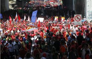 VENEZUELA-POLITICS-MADURO-DEMO