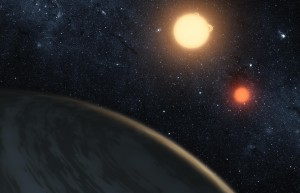 NASA?s Kepler Mission Discovers A World Orbiting Two Stars