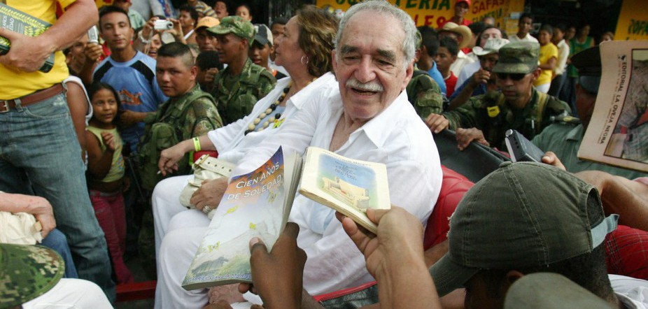 Colombian Nobel Prize for Literature 198