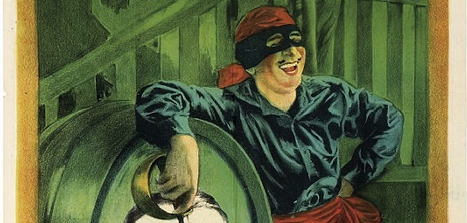 Zorro: America's First Superhero