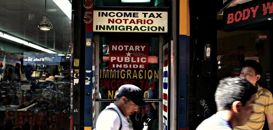Notarios: Immigration Help That Hurts