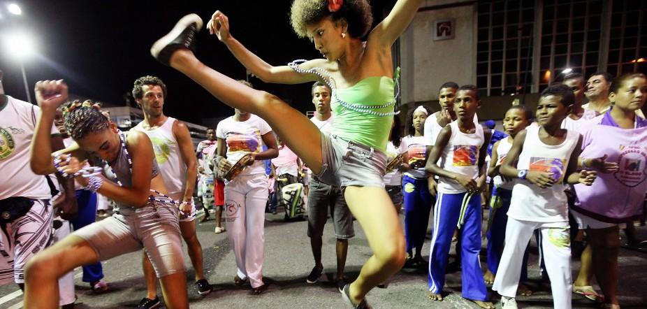 Brazil Begins Carnival Celebration
