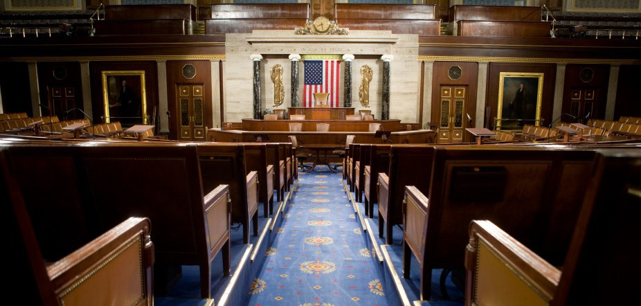 House Of Representatives Allows Media Rare View Of House Chamber