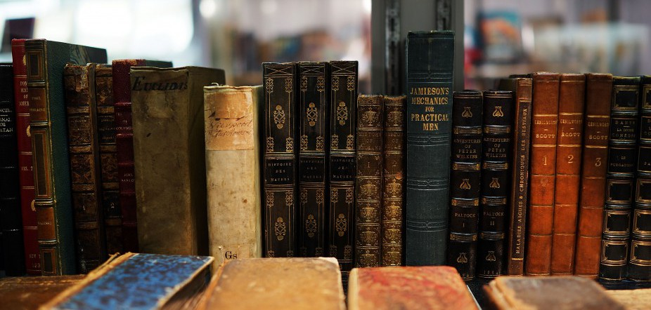 Annual Book Fair Billed As World's Best Held In New York City