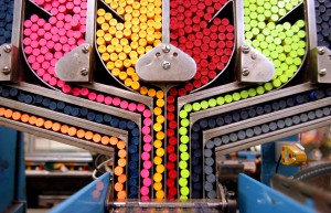 Binney and Smith Celebrates 100 Years Of Crayola