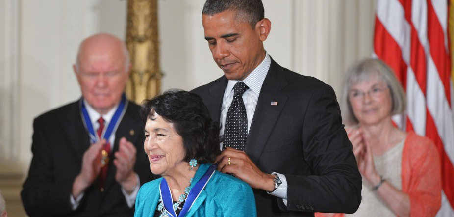 Dolores Huerta: A Loyal American Dissenter