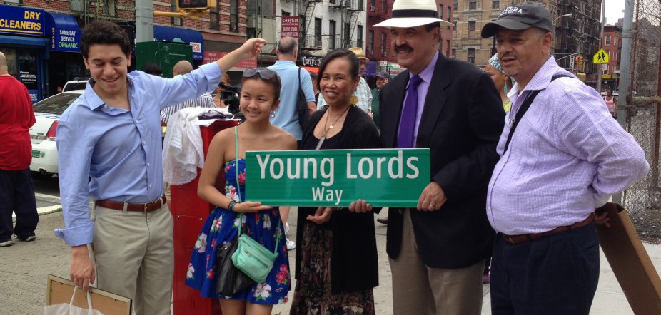 Young Lords Way: A Legacy