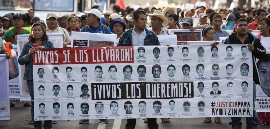 #YaMeCansé: Unrest in Mexico