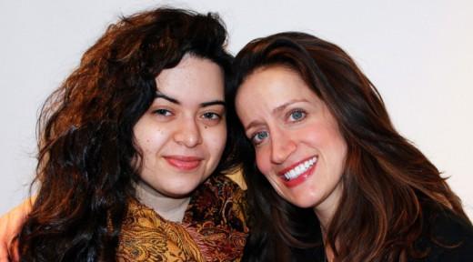 Iris Torres & Heather Kristin2_Photo-Credit Emily Turner (1)