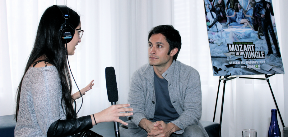 Gael García Bernal talks Music