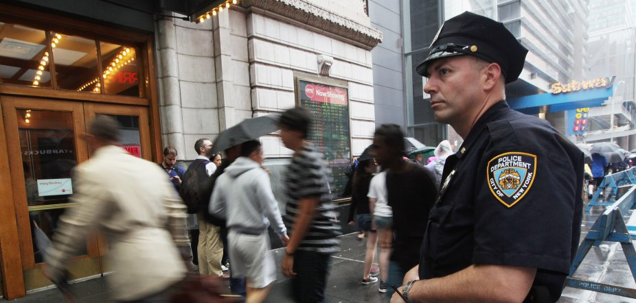 The Irony of the NYPD's Work Slowdown