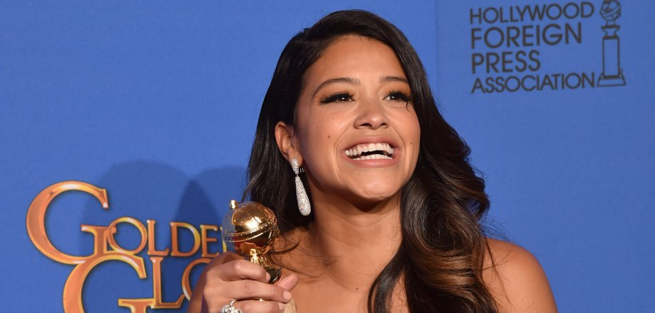 Gina Rodriguez' Amazing Golden Globes Speech