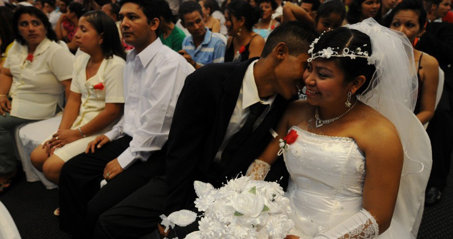 A Nicaraguan couple with scarce economic