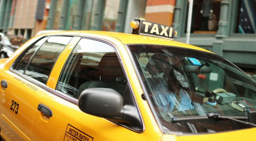 New York City Taxi Fares Rise