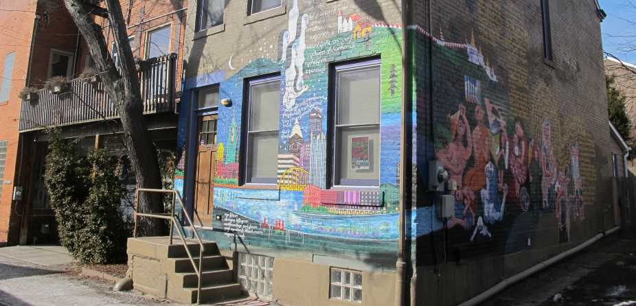 A surprising home for exiled writers: Pittsburgh