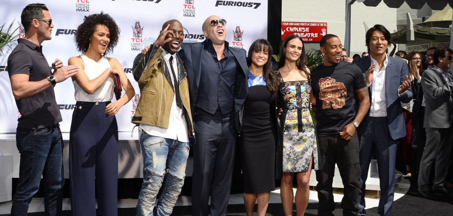 US-VIN DIESEL-HAND AND FOOTPRINT CEREMONY