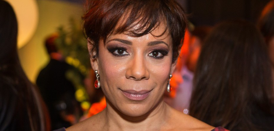 NEW YORK, NY - SEPTEMBER 09:  Actress Selenis Leyva arrives to New York Magazine & The Cut Fashion Week Party at The High Line on September 9, 2014 in New York City.  (Photo by Anna Webber/Getty Images for New York Magazine)