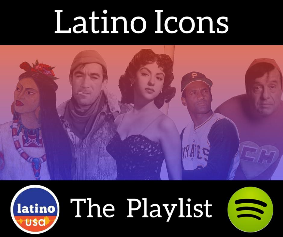 LatinoIconsPlaylist