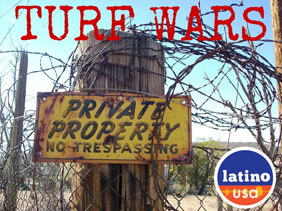 #1541 – Turf Wars